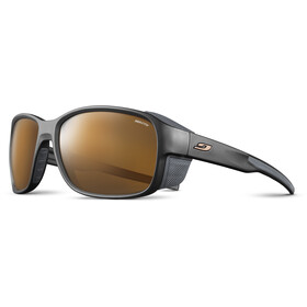 Julbo Montebianco 2 Reactiv High Mountain 2-4 Sunglasses, zwart/bruin